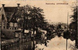 CPA APPINGEDAM Damsterdiep NETHERLANDS (705969)