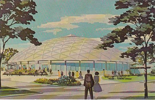 New York World's Fair 1964 The Pavilion