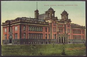 State Normal School,Superior,WI Postcard