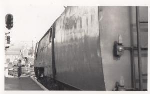 Haulage Train At Brighton Station in 1957 Vintage Railway Photo