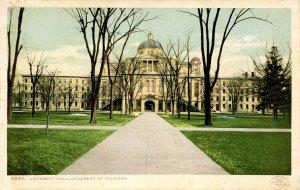 MI - Ann Arbor. University of Michigan, University Hall
