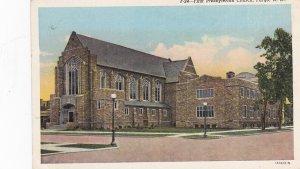 FARGO , North Dakota , 1910-30s ; Presbyterian Church