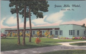Florida Green Hills The Green Hills Motel sk1152a