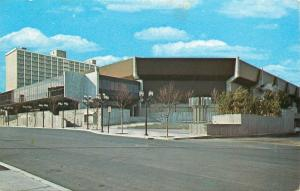Providence Rhode Island~Civic Center~LaSalle Square~1981 Postcard