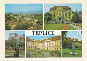 Czechoslovakia Teplice Multi View