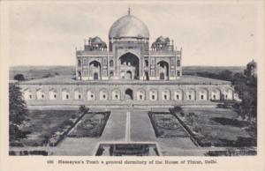 India Delhi Humayun's Tomb