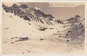 RP; Silveretta: Jamtalmutte (2163 M.) M. Fluchthorn u. Krone,  Austria, 10-20s