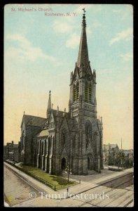 St. Michael's Church, Rochester
