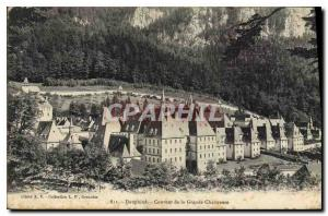 Old Postcard Dauphine Convent of the Grande Chartreuse