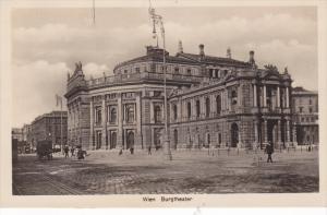 RP, Burgtheater, Wien (Vienna), Austria, 1920-1940s