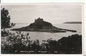 Cornwall Postcard - St Michaels' Mount, Nr Penzance -Ref.17502A