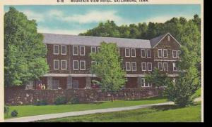 Tennessee Gatlinburg Mountain View Hotel