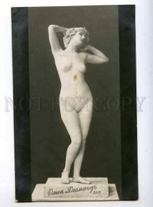 243856 NUDE Olga DESMOND German DANCER & actress Vintage PHOTO