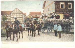 Hessischer Brautwagen , Hess , Germany , 00-10s