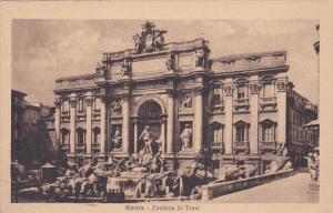Italy Roma Rome Fontana di Trevi