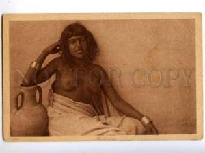 173805 ARABIAN semi-nude girl Bedouin Old Lehnert & Landrock