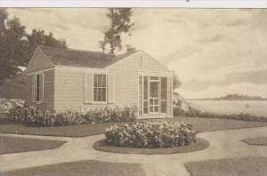 Connecticut Pine Orchard Bungalow Sheldon House Albertype