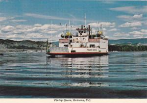 Fintry Queen, Kelowna, B.C., Canada, 40-60s