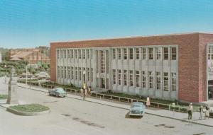 RED DEER , Alberta , Canada , 50-60s ; Post Office
