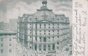 Post Office New York City New York 1906