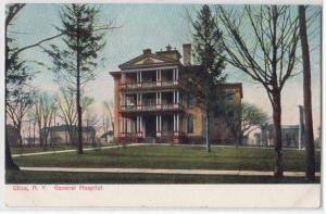 General Hospital, Utica NY