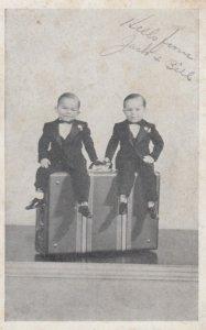 Jack & Bill , 1930s