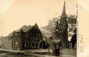 MA - Fall River. Central Congregational Church