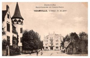 France Thionville   avenue de la Gare