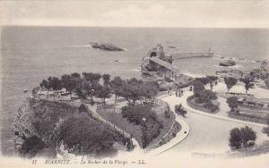 Le Rocher De La Vierge, Biarritz (Pyrenees Atlantiques), France, 1900-1910s