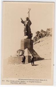 Christ of the Andes, Chile - Argentine