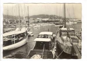 RP: Cannes (A.-M.0 - Le Port, France, PU-1965