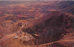 Arizona   Jerome   Open Pit Mine  Gold, Silver. Copper