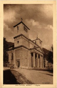 CPA AK MOREZ l'Église (447112)