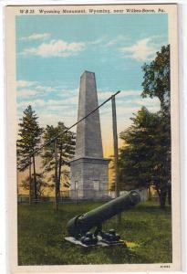 Wyoming Monument, Wilkes Barre PA