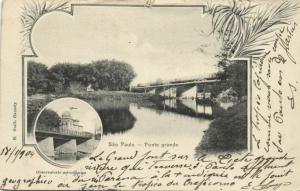 brazil, SÃO PAULO, Ponte Grande, Observatorio Astronomico, Observatory (1904)