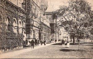 Connecticut Hartford Trinity College 1919