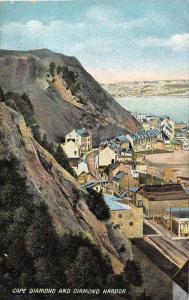 10170    Aerial View  Cape Diamond and Diamond Harbor
