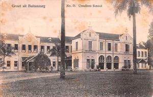 Buitenzorg Indonesia, Republik Indonesia Ursulinen School Buitenzorg Ursuline...