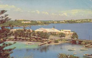 Flatts Inlet, Hamilton, Bermuda,PU-1960
