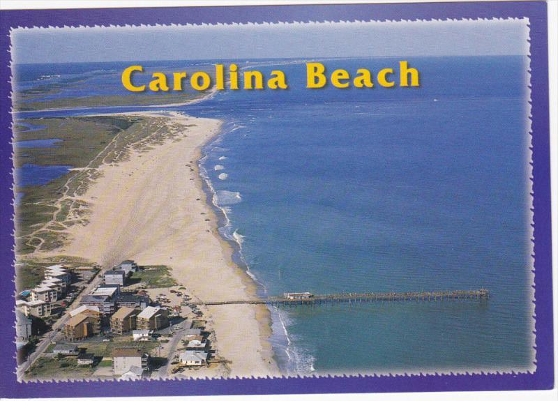 Carolina Beach , North Carolina , 60-80s ; Pier #2