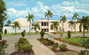 FL - Bradenton. Bishop Space Transit Planetarium, South Florida Museum