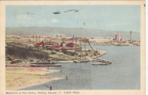 Waterfront At Port Arthur, Ontario, Canada, PU-1951