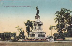 Mexico Estatua de Cuauhtemoc
