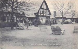 Pennsylvania Harmarville Harmarville Convalescent Home