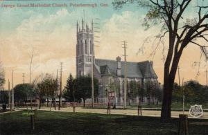 George Street Methodist Church,Peterborough,Ontario,Canada,PU-00-10s