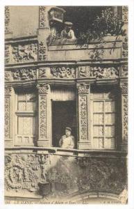 Maison d'Adam et Eve, Le Mans (Sarthe), France, 1900-1910s