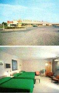 Pennsylvania Newburg Kenmar Motel