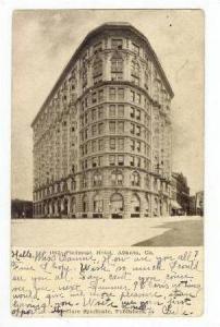 Exterior, Piedmont Hotel, Atlanta, Georgia, PU-1909