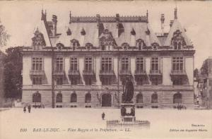 Place Reggio Et La Prefecture, Bar-Le-Duc (Meuse), France, 1900-1910s