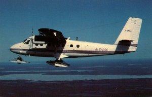 Air Tindi DeHavilland DHC-6 Twin Otter 300 At Yellowknife NWT